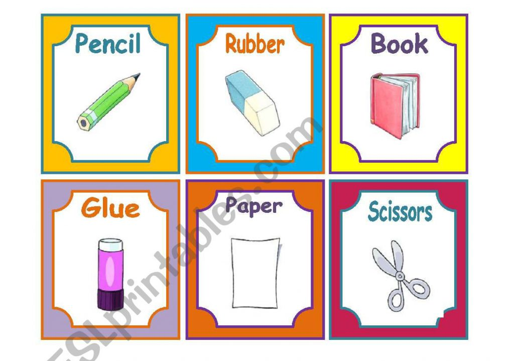 impara inglese con le flashcards