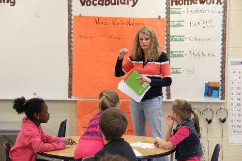 insegnare nuove parole in inglese