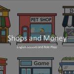 Role play nei negozi in inglese