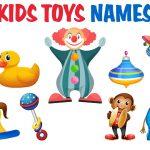 Insegnare i nomi dei giocattoli in inglese