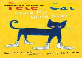 Pete-the-cat libro per bambini inglese